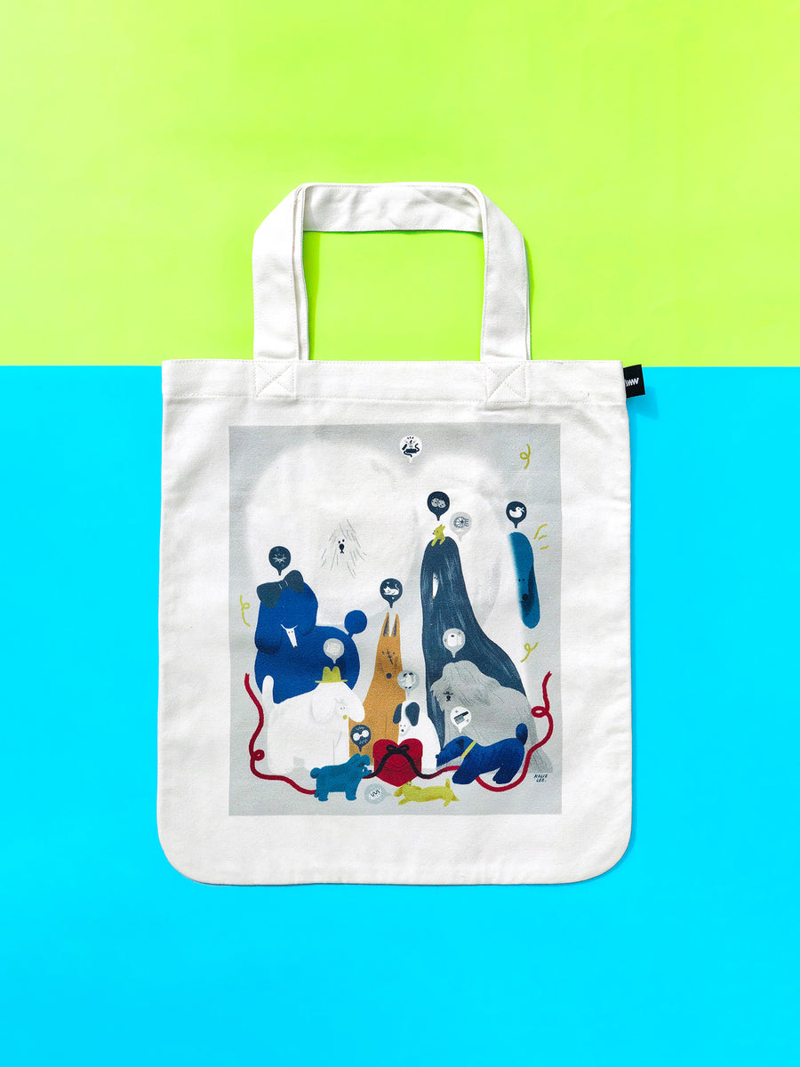 AWW x Kaliz Lee Tote Bag: All I want is...