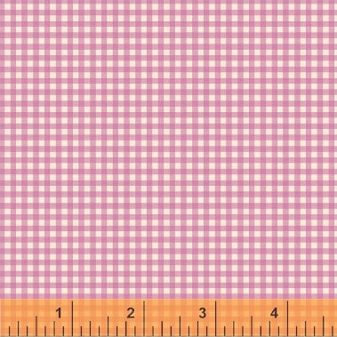 Trixie Gingham in Light Purple