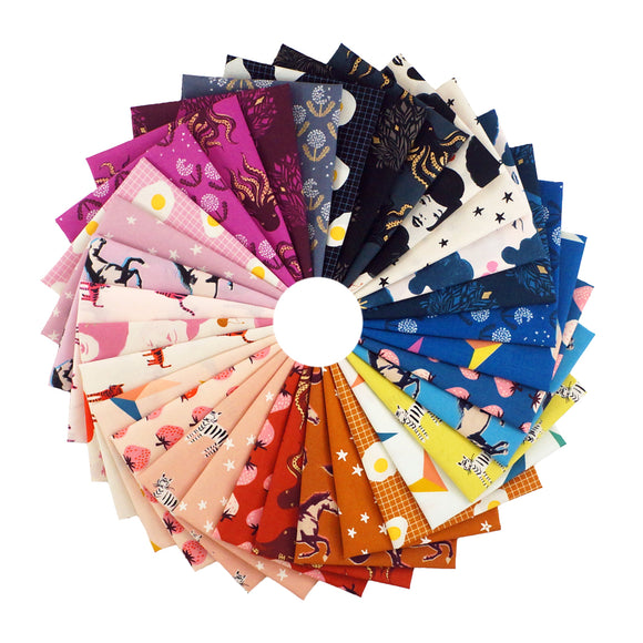 Darlings - Fat Quarter Bundle