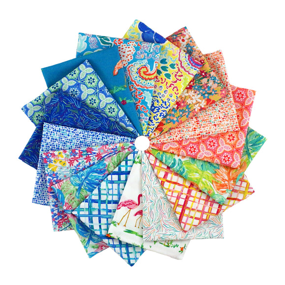 West Palm - Fat Quarter Bundle