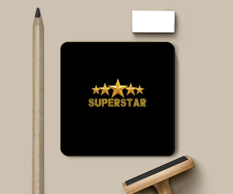 Coasters, Superstar 1 Coasters | Artist : DJ Ravish, - PosterGully