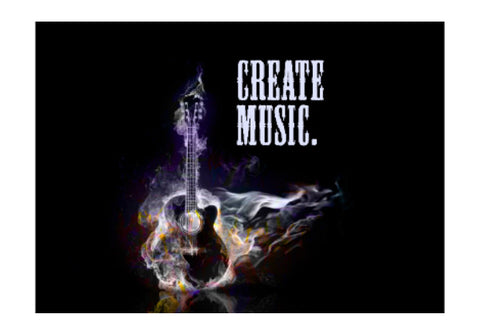 Wall Art, CREATE MUSIC Wall Art | BoysTheory, - PosterGully