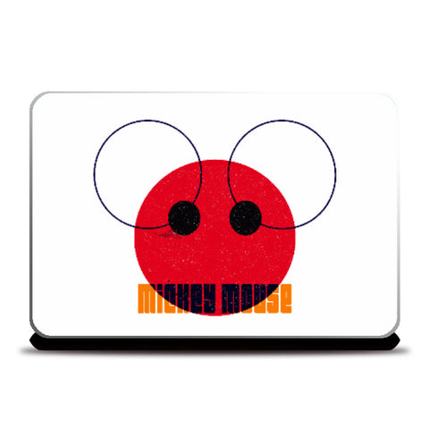 Laptop Skins, MICKEY MOUSE Laptop Skin | Artist : GS, - PosterGully
