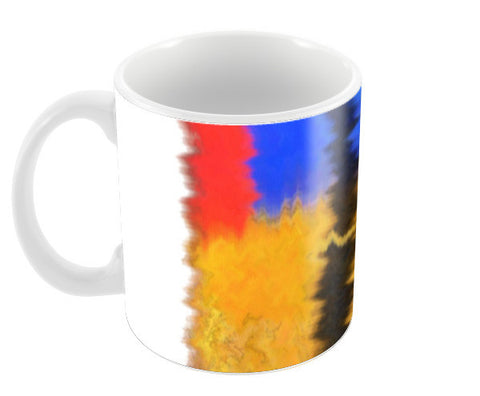 Abstract Thoughts Coffee Mugs | Artist : Anil Kumar K