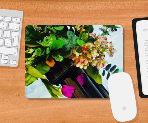 Mousepad, Bouquet of Flowers Mousepad | Artist : Yagneswar, - PosterGully