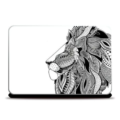 Lion king Laptop Skins | Artist : Zeenat Kaisher