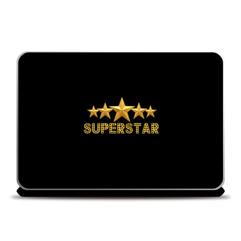 Laptop Skins, Superstar 1 Laptop Skins | Artist : DJ Ravish, - PosterGully