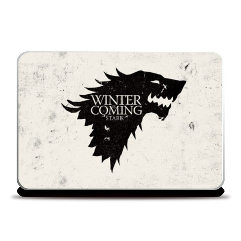 Game of thrones skin Laptop Skins | Artist : Navdeep Sharma