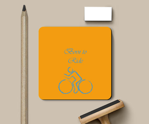 Coasters, Born to Ride - Cycle Coasters | Artist : Gagandeep Singh, - PosterGully