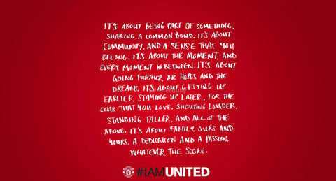PosterGully Specials, #IAMUNITED, - PosterGully