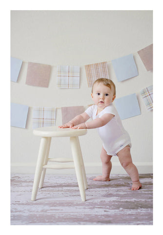 Adorable Baby Blur  Wall Art | Artist : Creative DJ