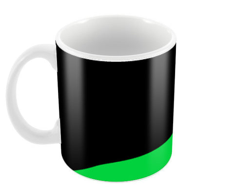 Pattern collections green Coffee Mugs | Artist : Anil Kumar K
