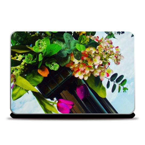 Laptop Skins, Bouquet of Flowers Laptop Skins | Artist : Yagneswar, - PosterGully