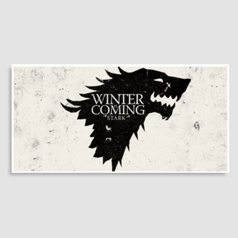 Game of thrones door poster Door Poster | Artist : Navdeep Sharma