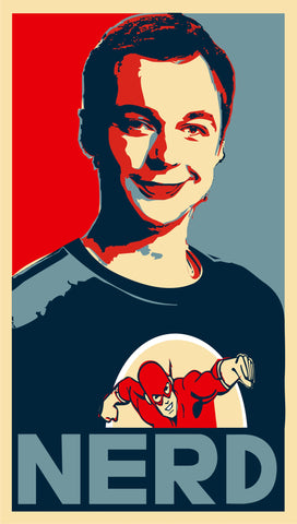 PosterGully Specials, Sheldon Cooper | Big Bang Theory, - PosterGully