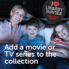 Library Collection - Add a Movie or TV Series - Calgary Public Library Store