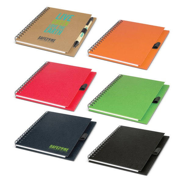 Eden Conference Notebook - Promotional Products