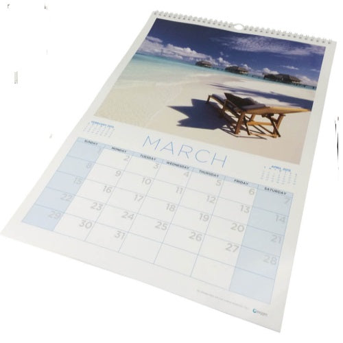 Hanging Wall Calendar - Promotional Products