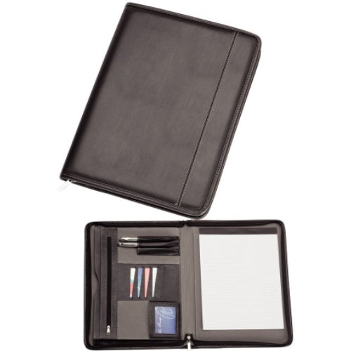 Avalon A4 Compendium with Contrast Stitching - Promotional Products
