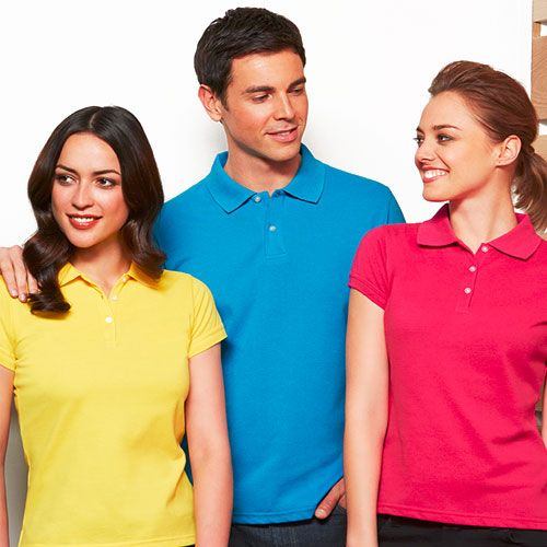 Phillip Bay Bright Polo Shirt - Corporate Clothing