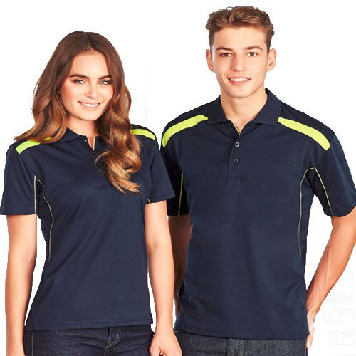 Phillip Bay Sports Interlock Polo Shirt - Corporate Clothing