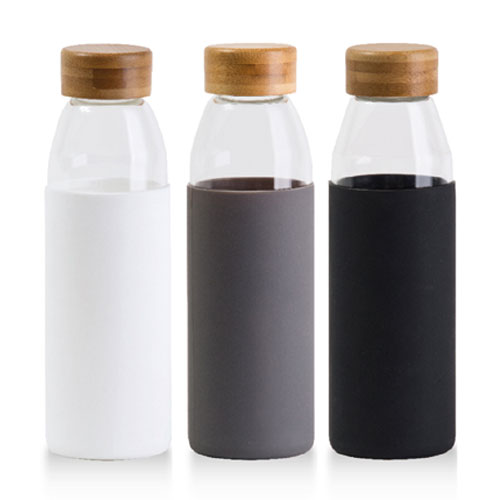 Phoenix Premium Glass Drink Bottle - Promotional Products