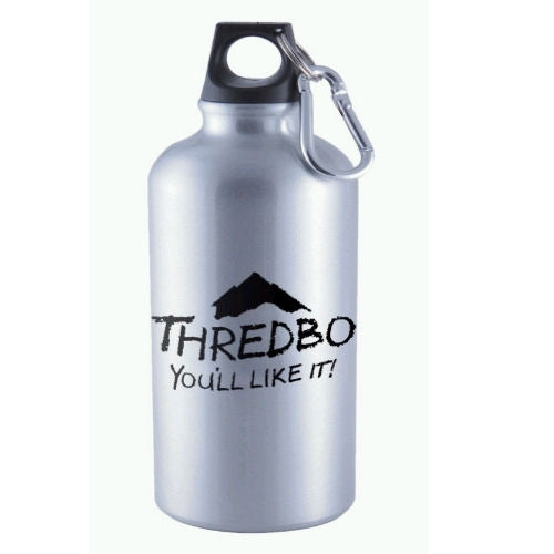 Classic 600ml Aluminium Drink Bottle - Promotional Products