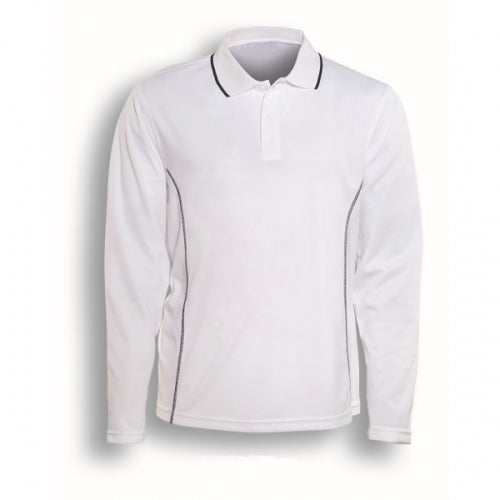 San Long Sleeve Quick Dry Polo Shirt - Corporate Clothing