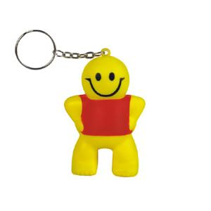 Promo Stress Little Man Keyring - Promotional Products