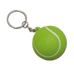 Promo Tennis Ball Keyring - Promotional Products