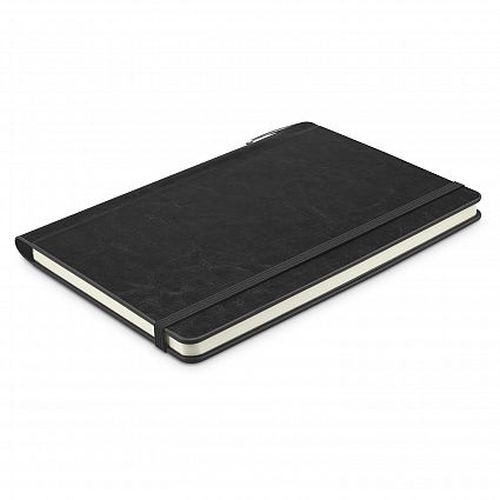 Eden Textured Notebook with Pen - Promotional Products