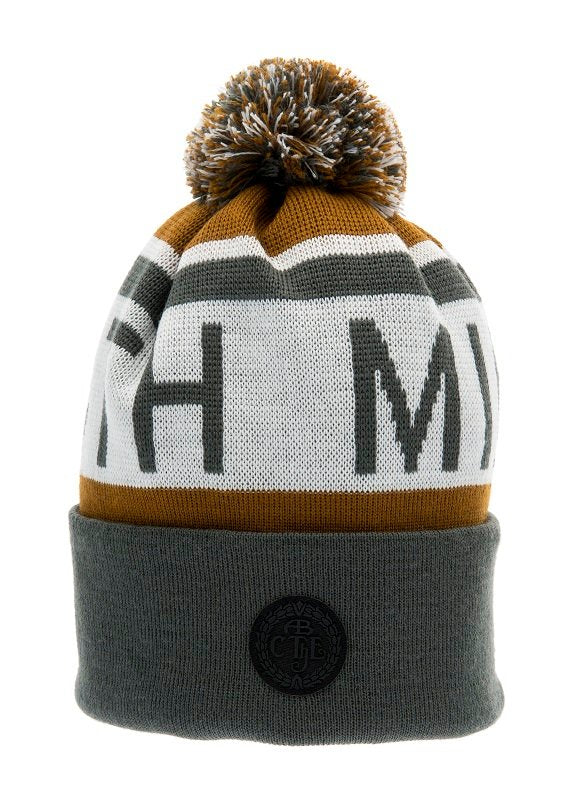 Beanie - Terry Jr. Mini Grey - CTH Ericson