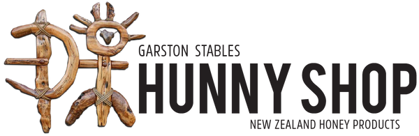 Garston Stables Hunny Shop Logo
