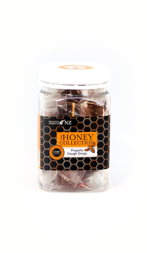 Manuka Honey & Propolis Cough Lozenges 100g