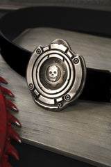 Gears of War 3 Belt Buckle Omen Armor