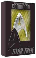 Star Trek Starfleet Command Division Badge Replica
