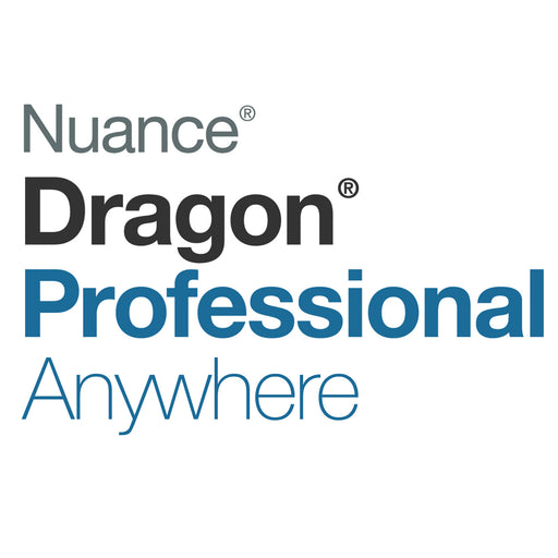 Dragon Professional Anywhere (Monthly Subscription) - Speech Products