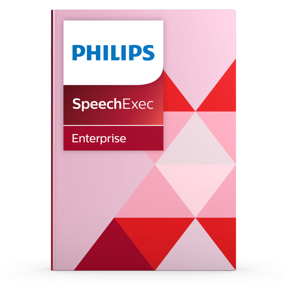 Philips LFH7330 SpeechExec Enterprise User License - <strong>CALL FOR PRICING</strong> - Speech Products