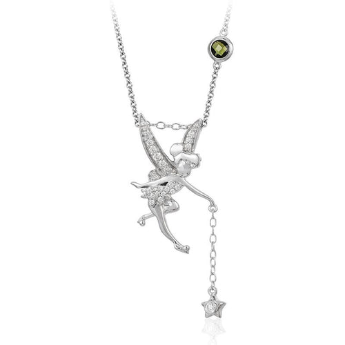 TINKER BELL STAR DANGLE PENDANT-Howard's Diamond Center-Howard's Diamond Center