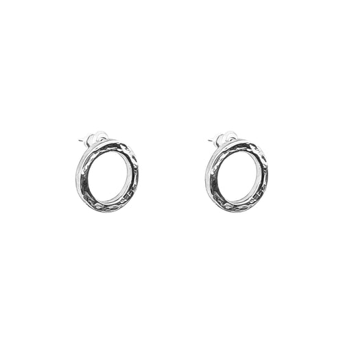 Rock Finders Keepers | Phoenix Stud Earrings | Silver | VOULT.COM.AU
