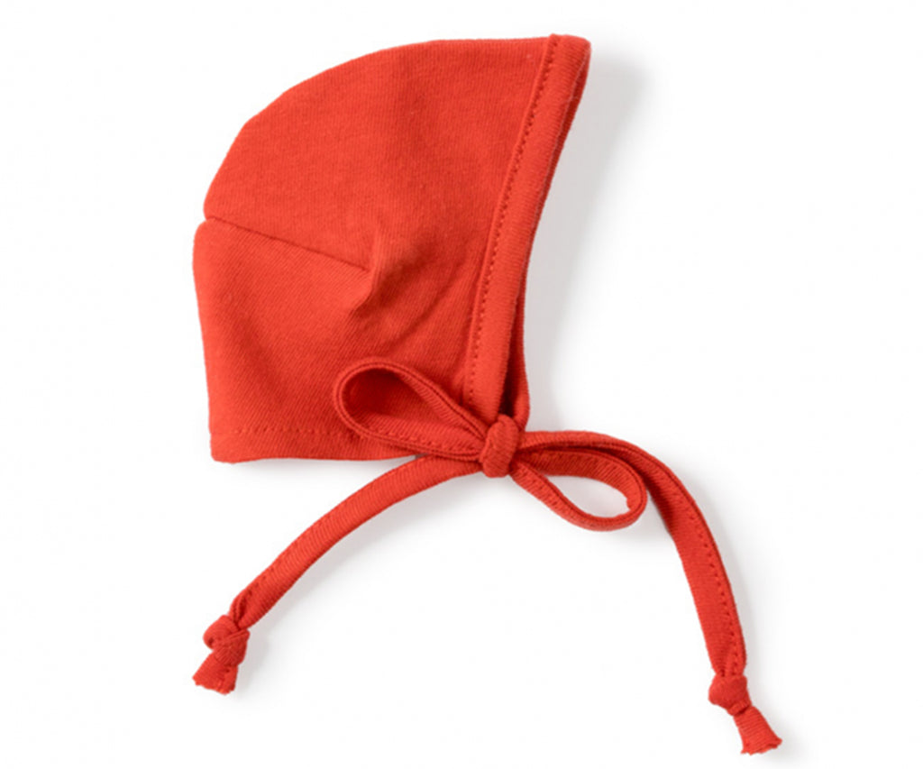 Hazel Village Red Bonnet - Bijou Lifestyle