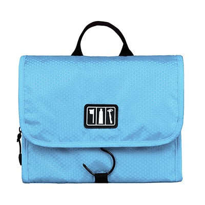 Waterproof Travel Toiletry Bag With Hanger