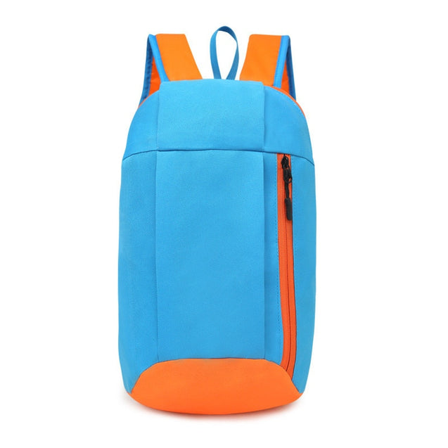 Compact Nylon Waterproof Travel Backpack