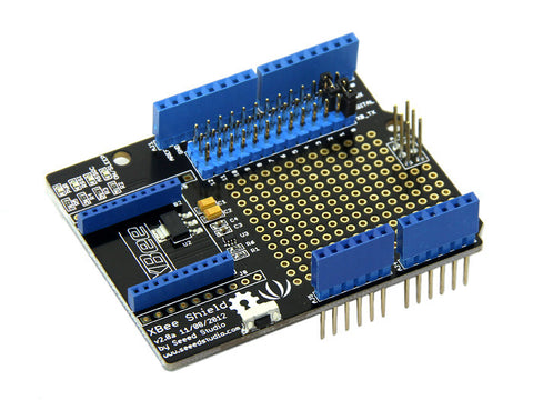 Arduino XBee Shield V2.0