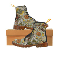 Tarot Hightop Boots - SweetWitch