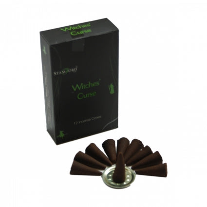Witch's Curse Incense Cones