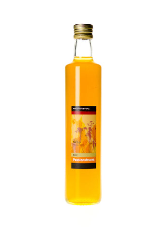Sirup Passionsfrucht, 50cl