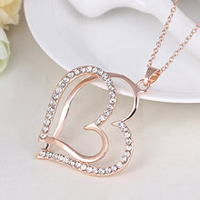 Load image into Gallery viewer, Love Heart Necklace