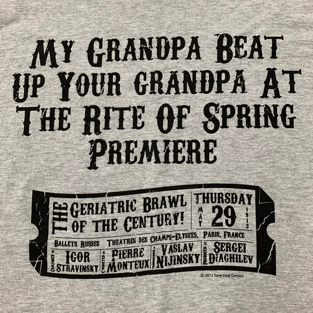 The Rite of Spring Shirt