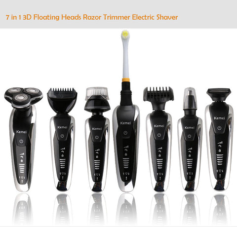 3D Electric Razor - Secret Beauties